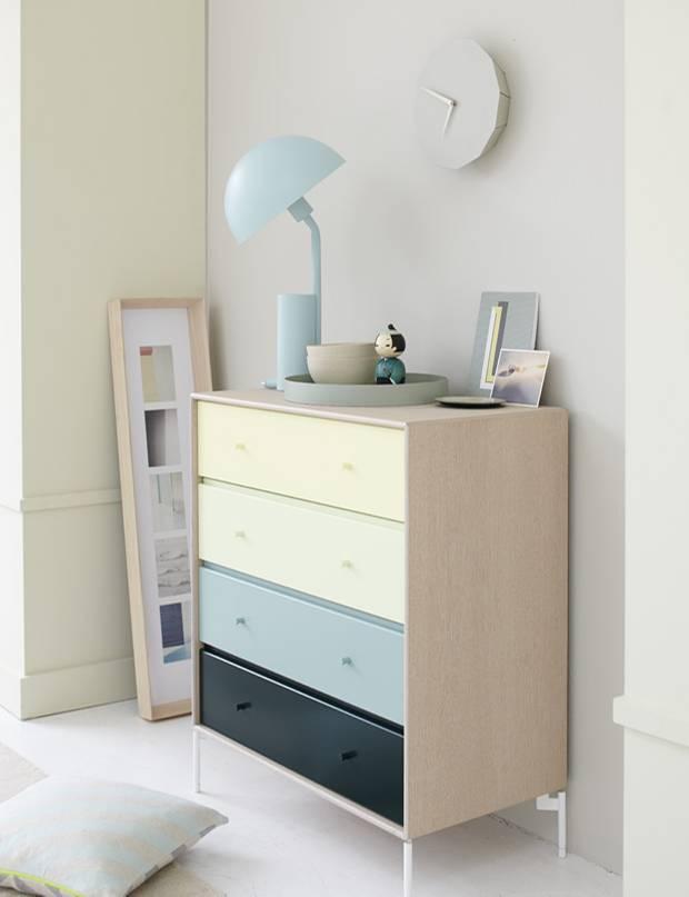 Einrichten: Wohnen mit Pastelltönen - elegant und leicht