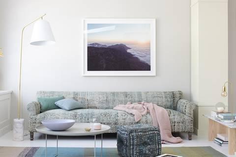 Wohnen mit Pastelltönen - elegant und leicht
