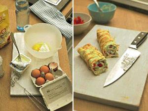 Pfannkuchen im Ofen machen - leichter geht's nicht