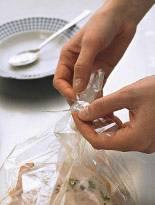 Gesunde Küche: Im Bratschlauch garen