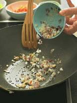 Gesund kochen: Kochen im Wok