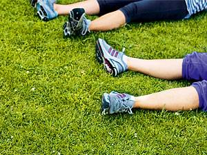 Fitnesstrend: Outdoor-Fitness: Wir wollen raus!