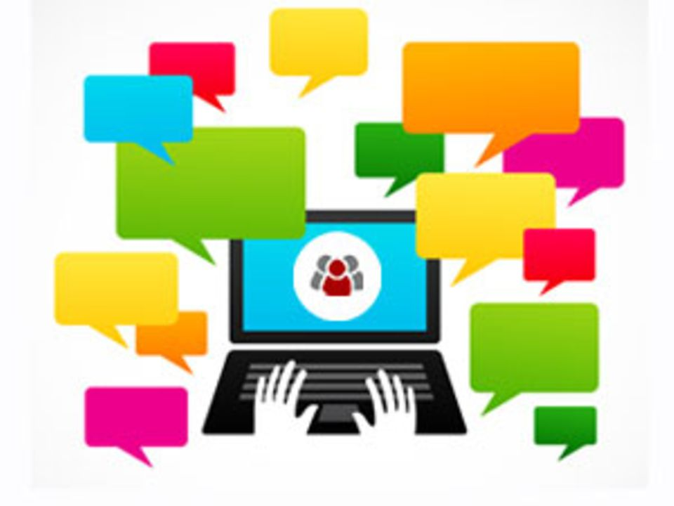 Smalltalk ganz groß: Der neue BRIGITTE Chat