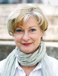 Ein lebenslange Suche: Die Autorin heute: endlich glücklich mit der eigenen Haarfarbe