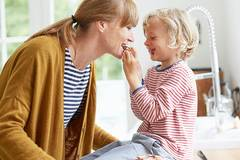 """Eine Mutter erzählt: """"Warum ich lieber mit den Kindern zuhause bleibe"""""""