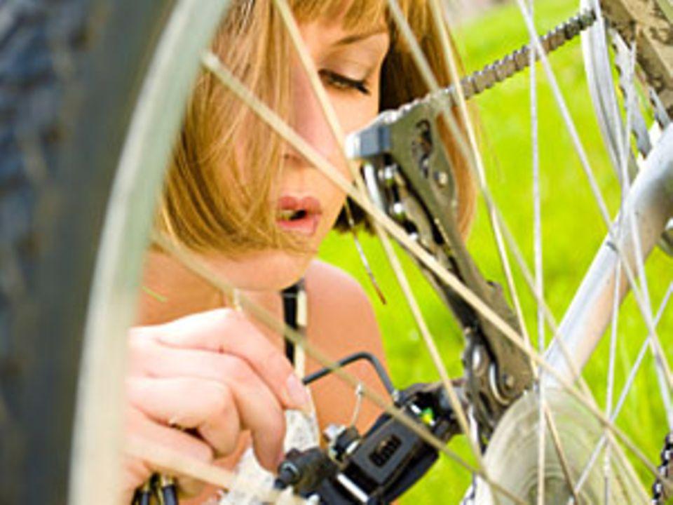 Besser Fahrrad fahren: Zehn schlaue Tipps