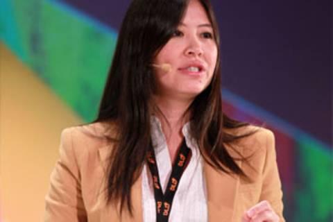 Unternehmerin Tan Le: Gehirnströme to go