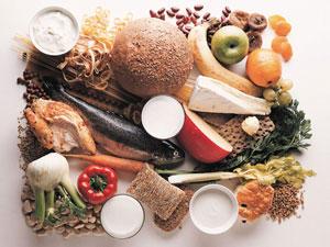 Was gibt es bei der Ernährung zu beachten?