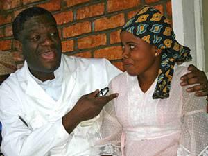 Sexuelle Gewalt: Denis Mukwege - Hoffnung für Kongos Frauen