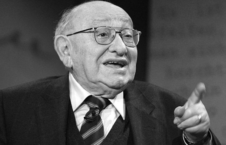 Der Mann der klaren Worte: Marcel Reich-Ranicki ist tot