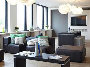 Fitness-Trends: Hier lässt sich entspannen: der Loungebereich