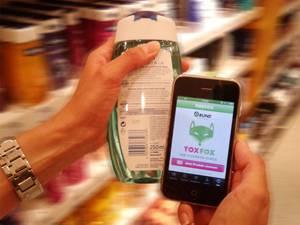 Hautpflege: Praktisch auch für unterwegs: Die ToxFox-App