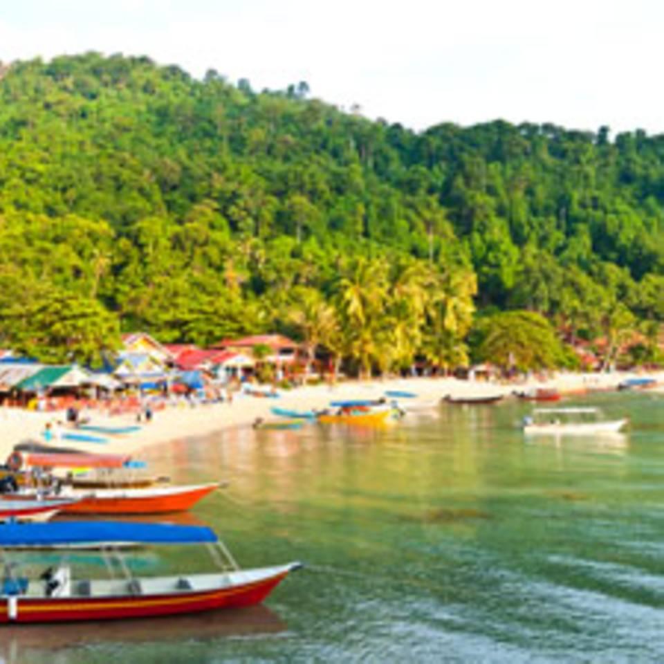 Backpacking: Urlaub in Malaysia: Und wo bin ich morgen? Egal!