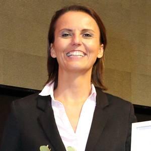 Förderpreis für Gründerinnen: Sandra Herbst