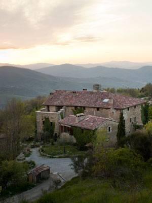 Italien: Eingebettet in die Hügel Umbriens: Das Landgut Monestevole
