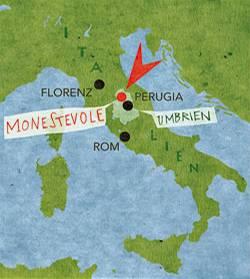 Italien: Umbrien: Aussteigen auf Zeit