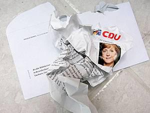 Bundestagswahl 2013: Elf Gründe, warum Nichtwähler trotzdem zur Wahl gehen sollten