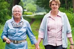 """""""Wir haben das Brustkrebs-Gen in der Familie"""""""