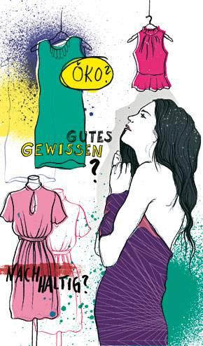 Grüne Mode: Weniger kaufen: Meine kleine Revolte