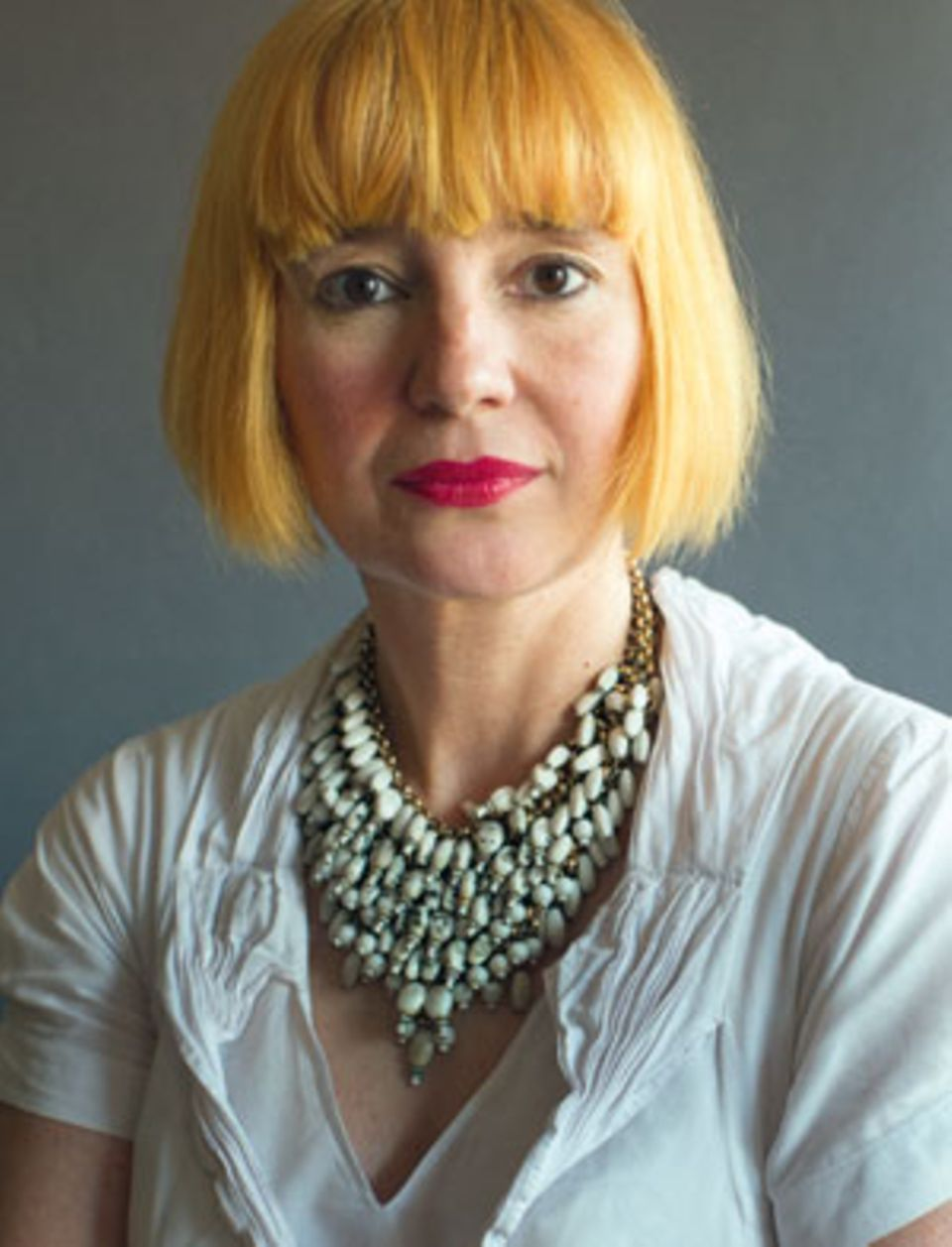 »Ich wünsche mir, die Sinnlichkeit des Alters zu erleben « Astrid Schulz, 49
