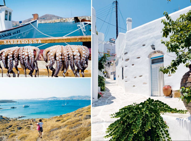Urlaub auf Paros: Ein Zauber, der ein Leben lang währt