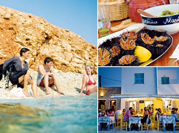Griechenland: Urlaub auf Paros: Ein Zauber, der ein Leben lang währt