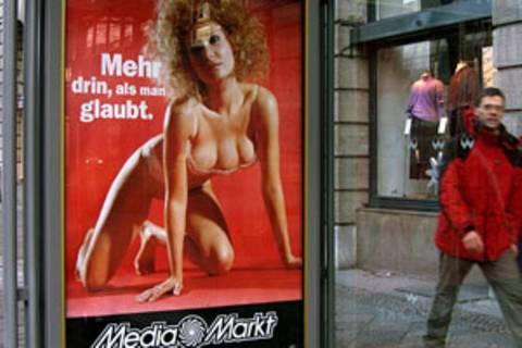 Sexistische Werbung: Wehrt euch mit #ichkaufdasnicht