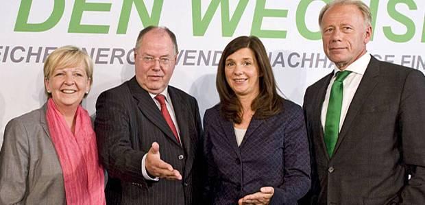 Bundestagswahl 2013: So wählen die BRIGITTE-Userinnen