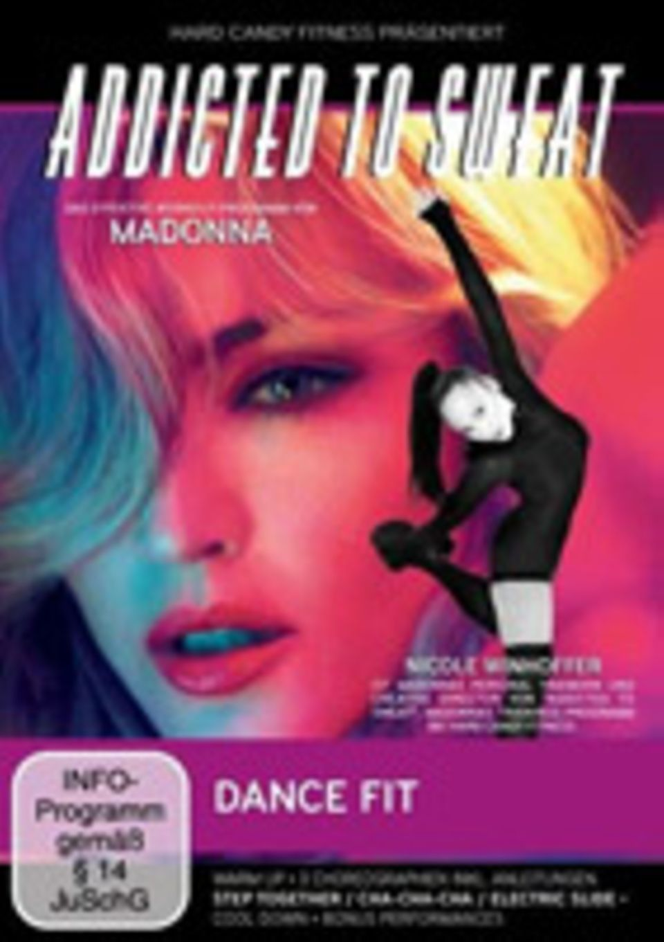 Madonnas Fitnesstrainerin setzt auf harte Arbeit
