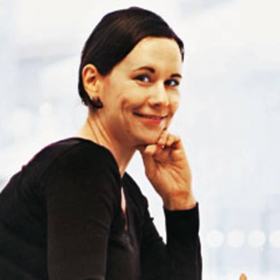 Industriedesign: Maija Itkonen befreit uns von den Kabeln