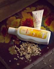 Haut & Haar: Hafer hat es in sich - seine Wirkstoffe beruhigen, kräftigen und gleichen aus. Ideal bei sensibler Haut