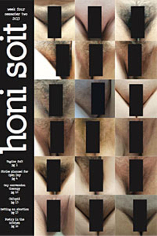 """""""Honi Soit""""-Cover: Auch mit schwarzen Balken """"unsittlich""""?"""