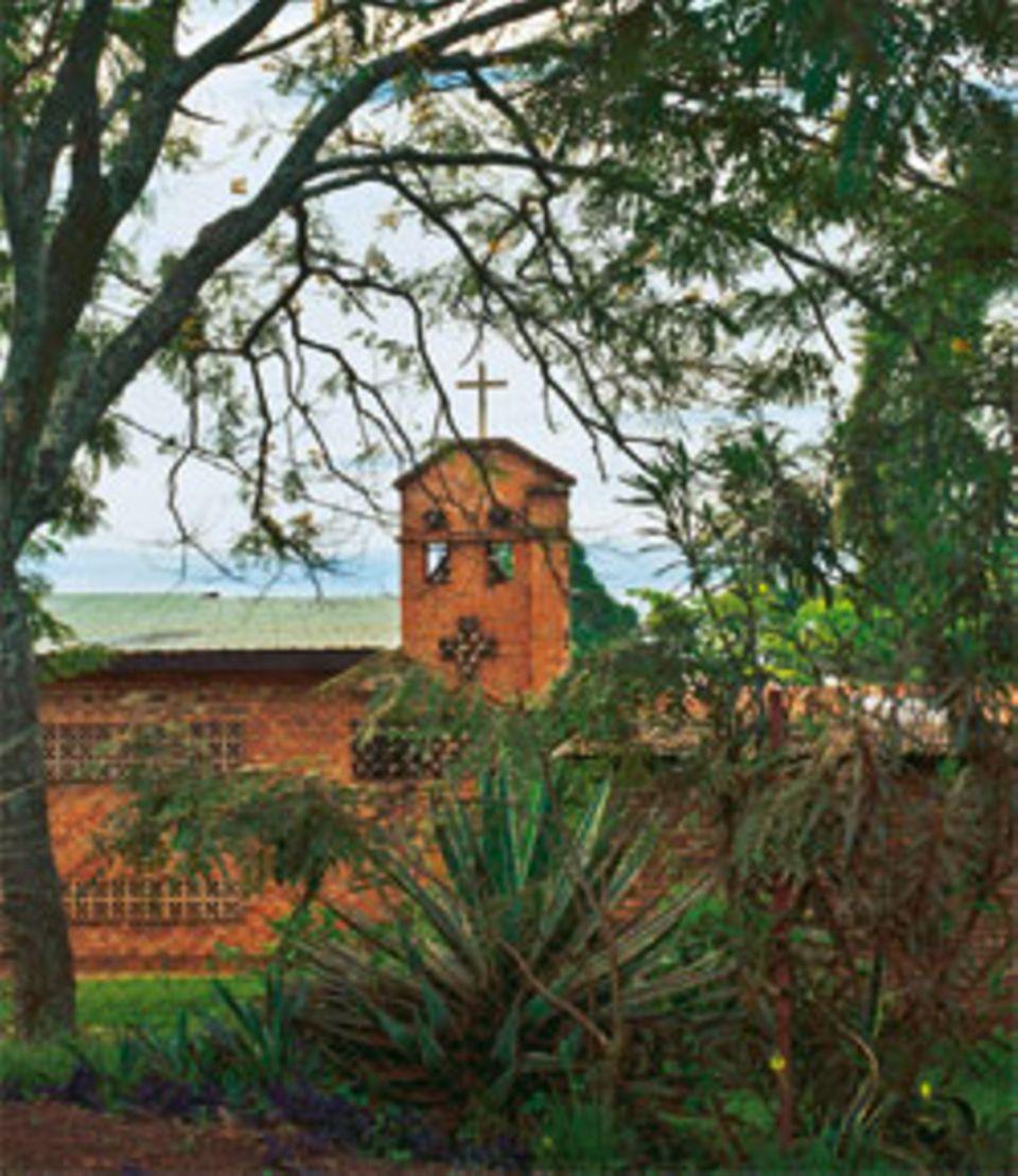 Kirche von Musha