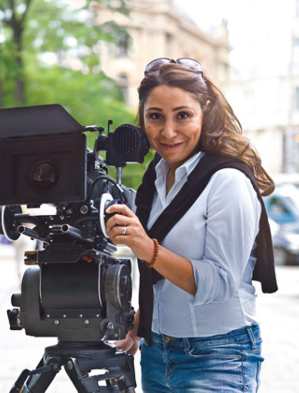 Haifaa al-Mansour bricht mit ihren Filmen Tabus