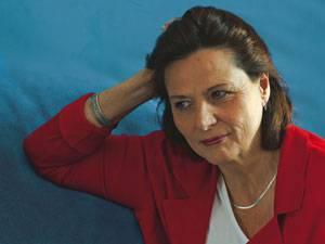 Erbliche Belastung: Ihre Tochter war die erste Brustkrebs-Patientin in der Familie. Deswegen ahnte Brigitte Schneider auch nichts von ihrer erblichen Belastung.