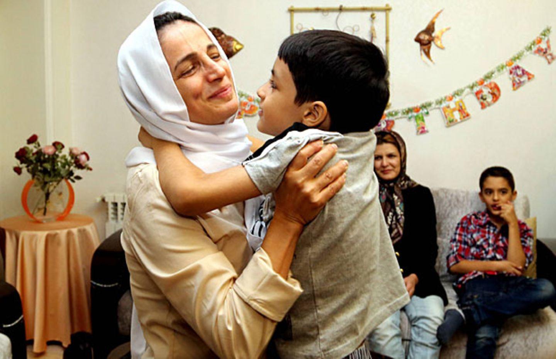 Menschenrechtlerin Nasrin Sotoudeh: Endlich zu Hause
