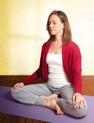 Meditation: Meditation als Glücksformel: Britta Hölzel