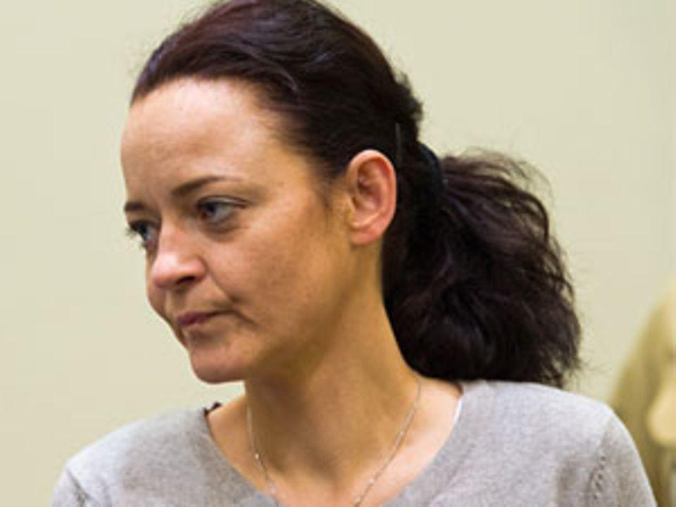 Schweigt noch immer im Prozess: Hauptangeklagte Beate Zschäpe