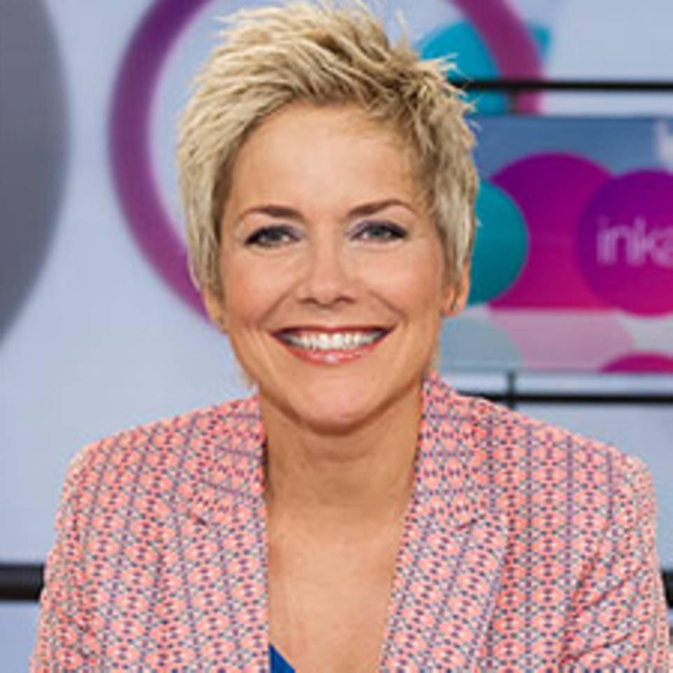 Will den Nachmittag im ZDF aufpeppen: Moderatorin Inka Bause