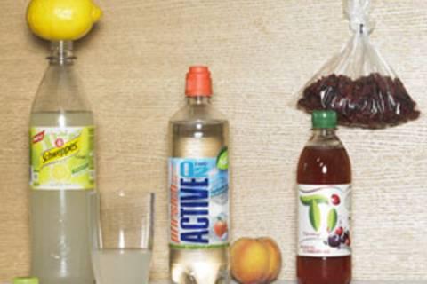 Erfrischungsgetränke - wie cool sind die?