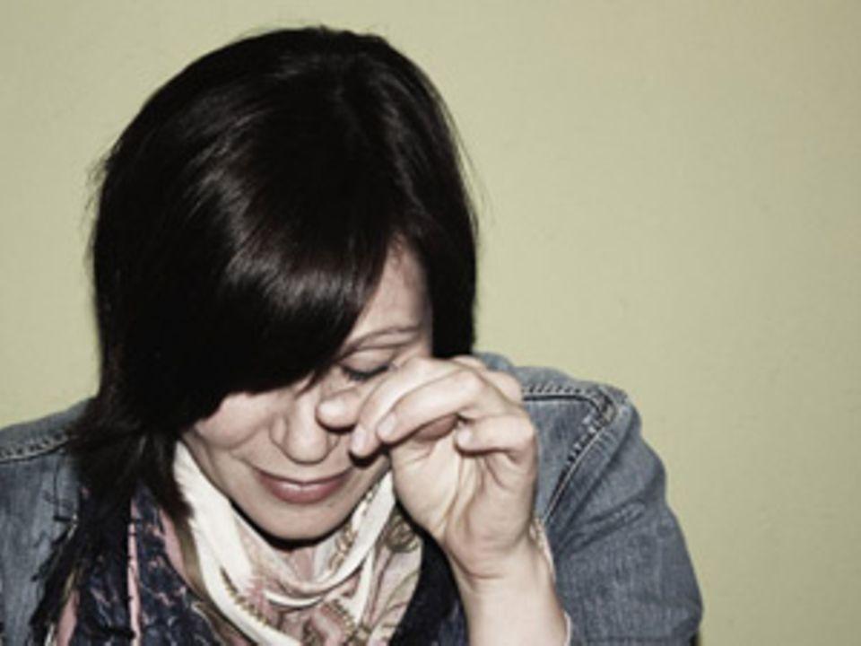 Immer raus mit dem Gefühl: Bloggerin San, 34