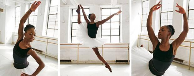 Ballett: Michaela DePrince: Das Mädchen, das tanzen wollte