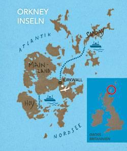 Großbritannien: Orkney-Inseln: Schottland, umwerfend anders