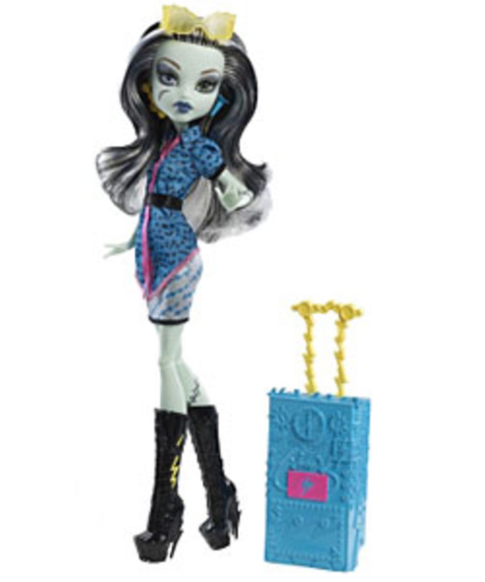 """""""Monster High"""": Andere Farbe als Barbie, gleiches Schönheits-Ideal"""