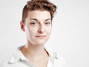 "Porträtserie: Susanne Harnisch fordert: ""Level up your role models!"""