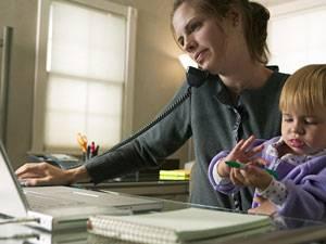 Job und Familie: Selbständig mit Kind: Tipps für den Arbeitsalltag