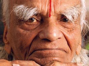 """B.K.S. Iyengar: """"Ich bin der freieste Mann der Welt"""""""
