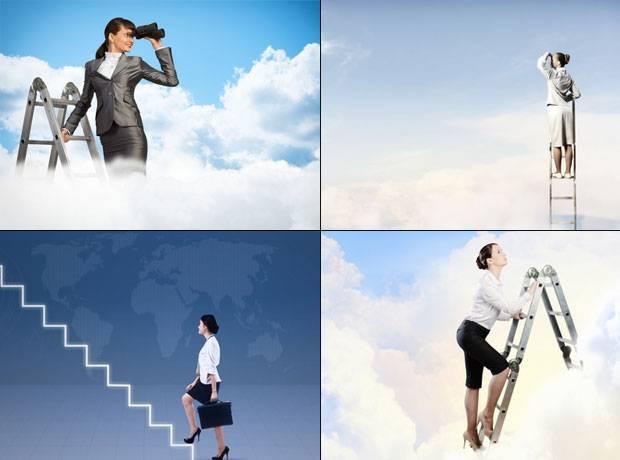 Job Frauenbilder Wenn Klischees Karriere Machen Brigittede