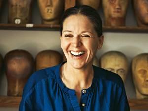 Make-up: Heike Merker - die Frau, die Menschen auch mal hässlich schminkt