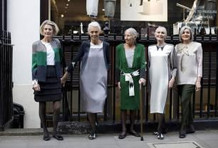 Abendkleider alte damen